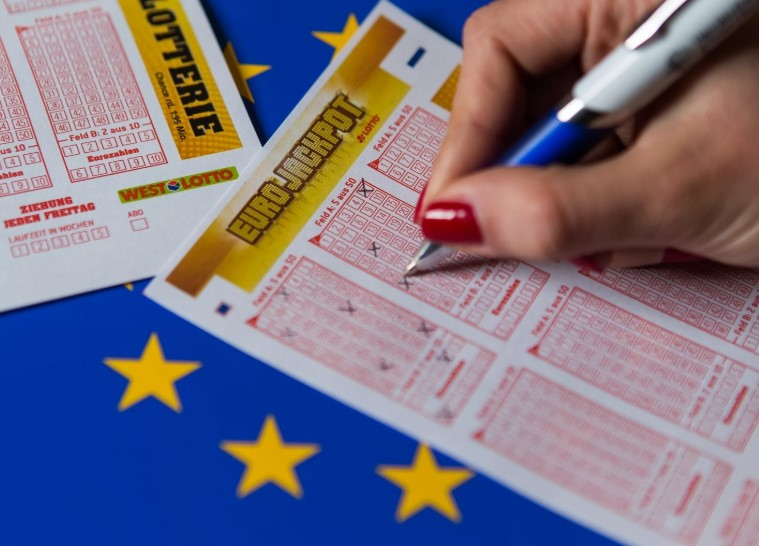 Шансы на победу в Евроджекпот