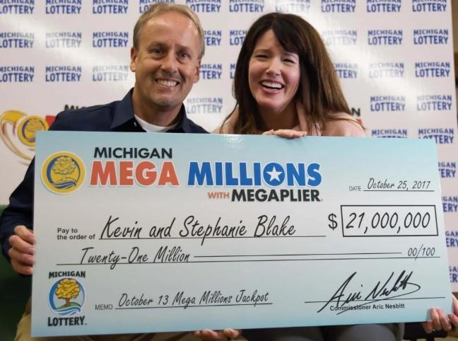 отзывы игроков Mega Millions лого
